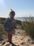 Childhome My First Bag Kinderrucksack grau CWKIDBGR
