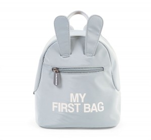 My First Bag Kinderrucksack - Grau | Childhome