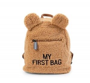 My First Bag Kinderrucksack - Teddy Beige | Childhome